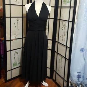 ANNE KLEIN🎀 womens black dress size 10